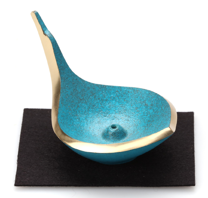 INCENSE STAND SWAN