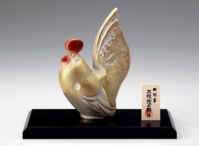 干支 鶏 No.5 爽春(そうしゅん)