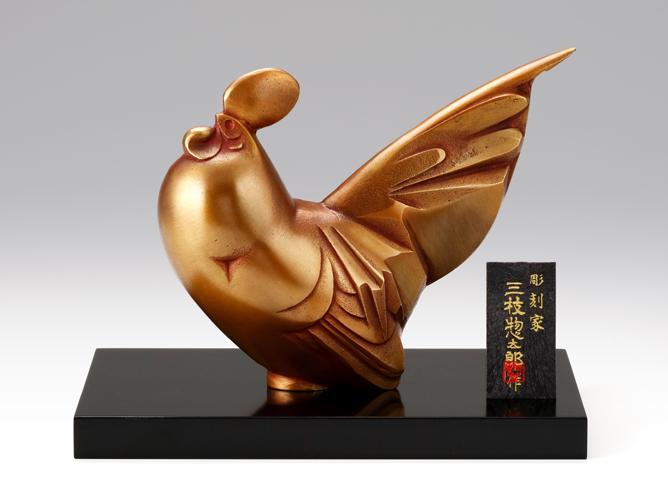 干支 鶏 No.10 久遠(くおん)