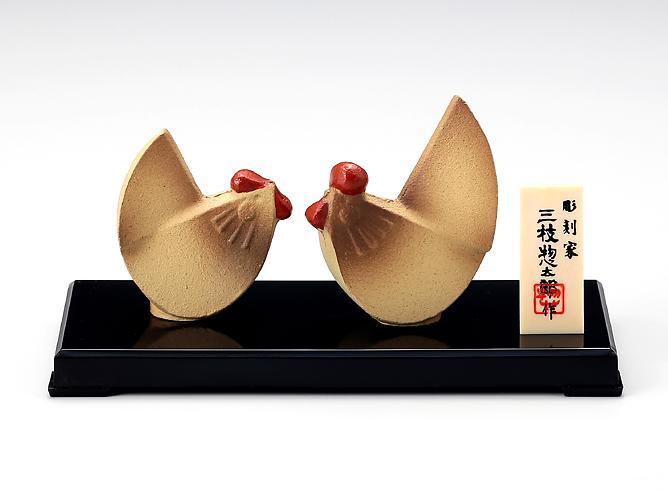 干支 鶏 No.15 恵風(けいふう)
